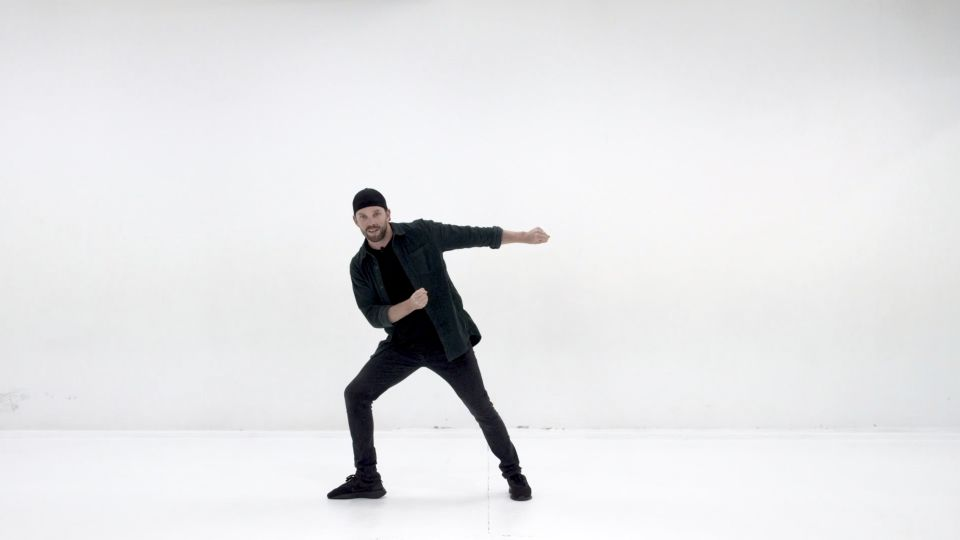 Hip hop choreography – 1. Litefeet