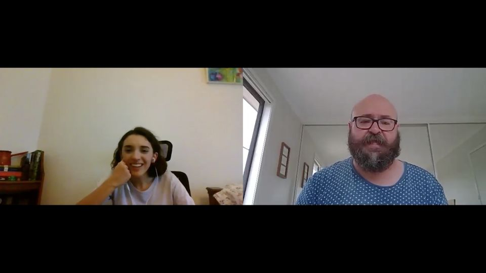 Defining a high school debating topic – 2. with Maja Vasic
