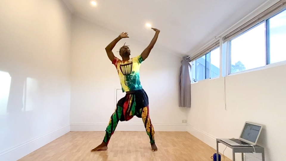 African dance – 1. Introduction to African movement