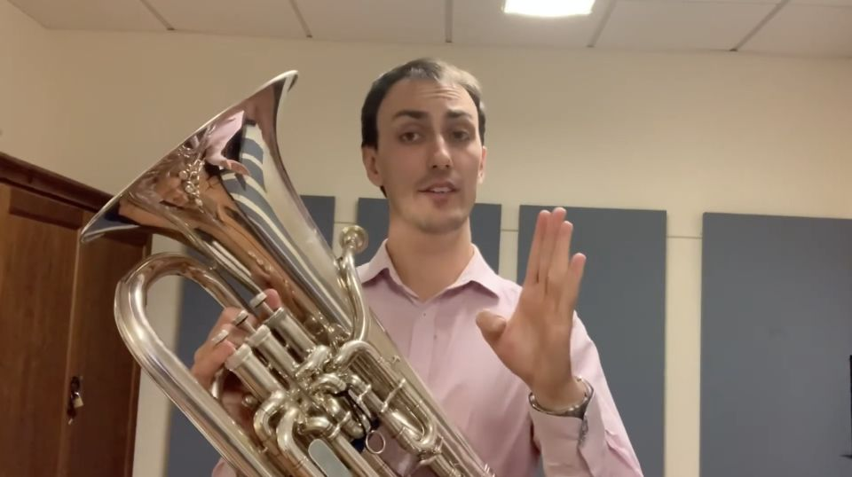 Brass practice – 3. How to approach practising pieces