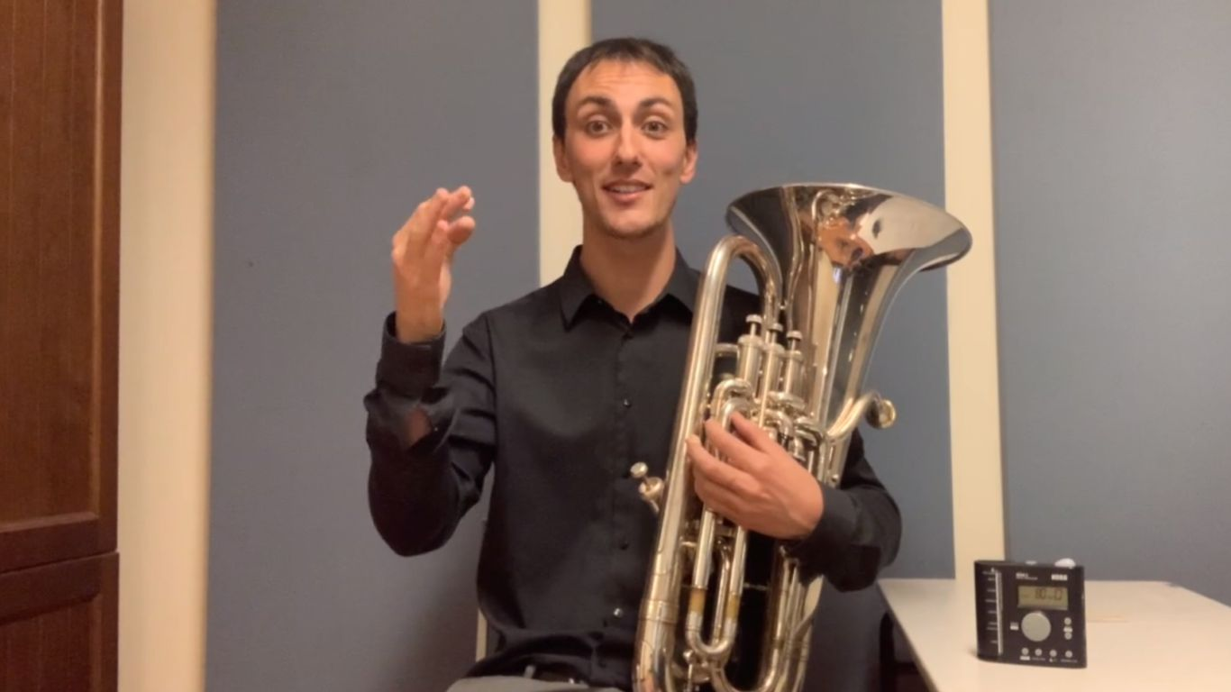 Brass practice – 4. Improving your articulation for brass players