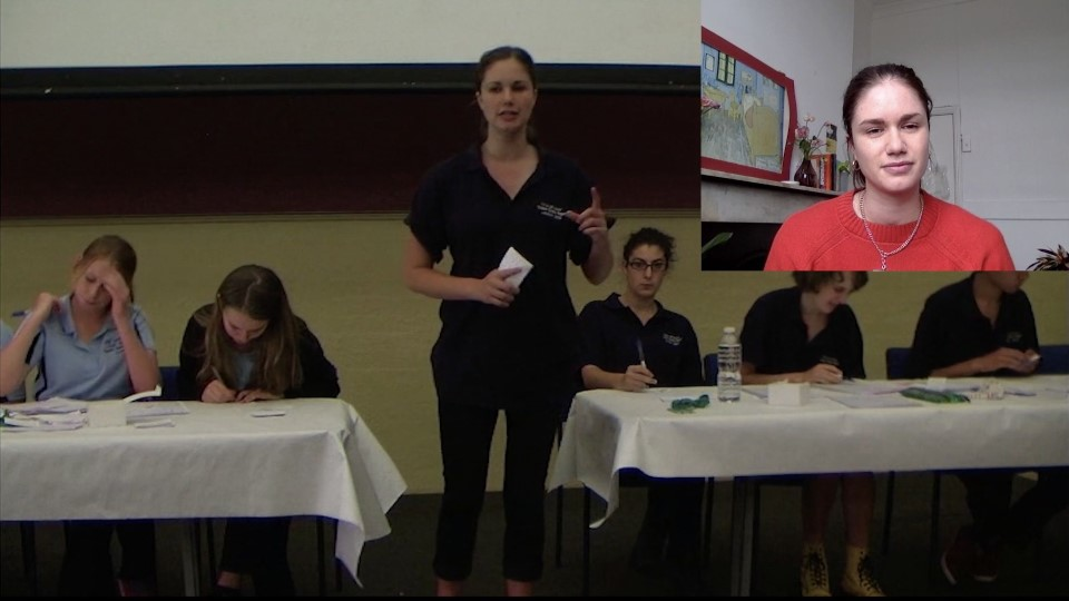 Stop rebutting yourself! – secondary debating – 7. with Kate Jackson