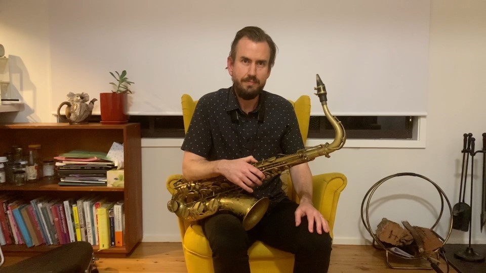 Saxophone – Improv by ear