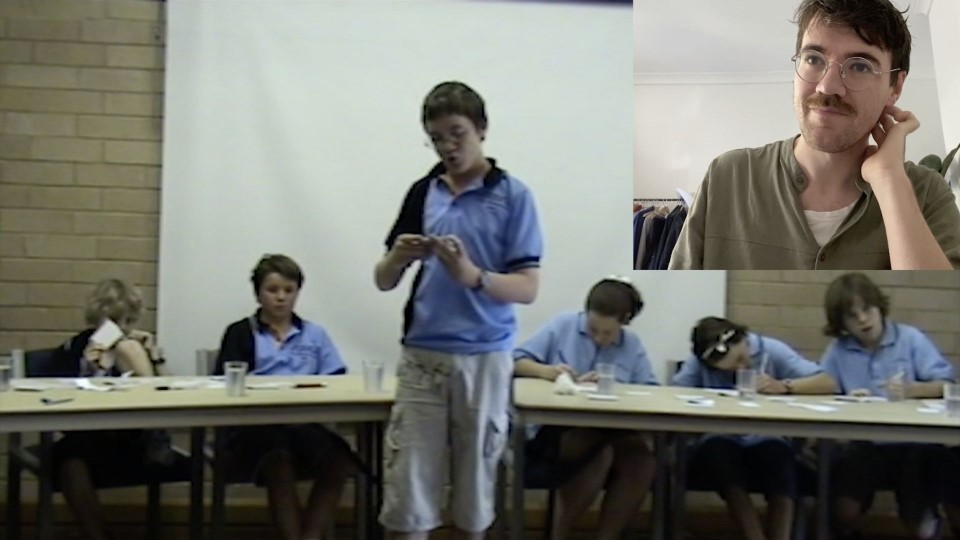 Stop rebutting yourself! - primary debating – 6. with Toby Hemmings