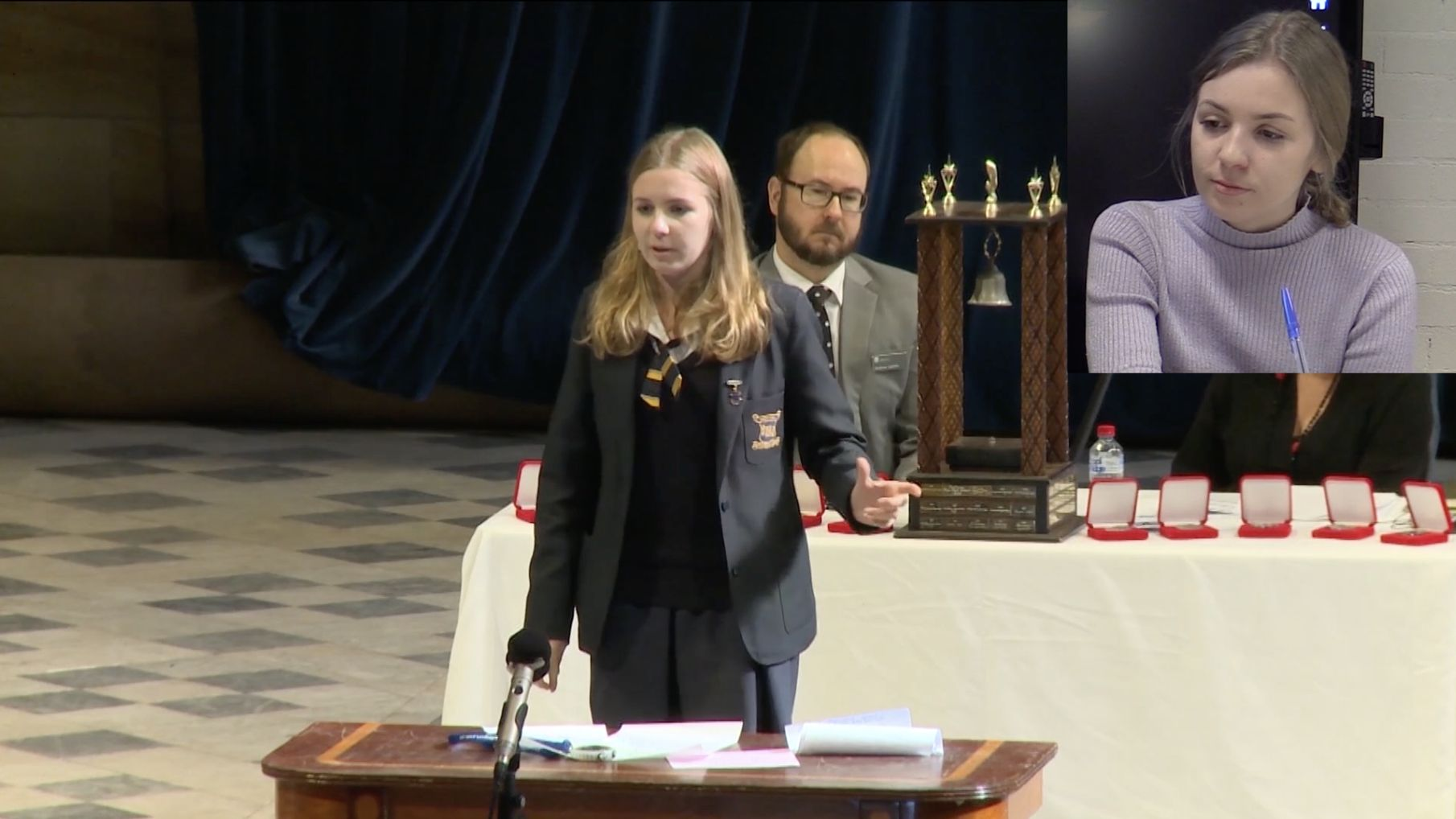 Stop rebutting yourself! – secondary debating – 9. with Elinor Stephenson