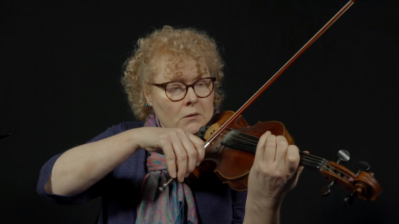 Violin – 2. Tips for reading music for violinists