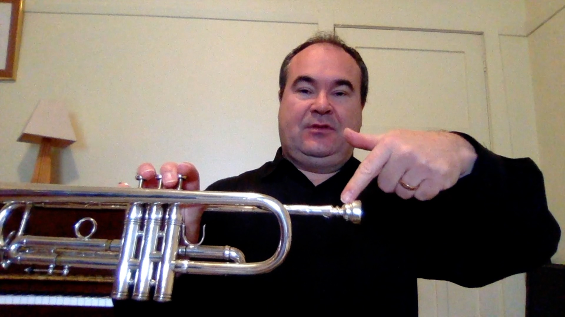 Trumpet – 2. The most important facet of trumpet playing. Air flow and support!