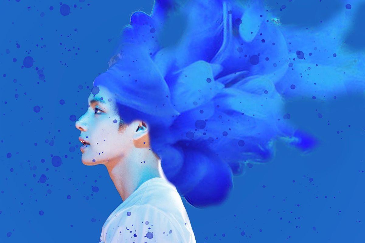taehyung bts art
