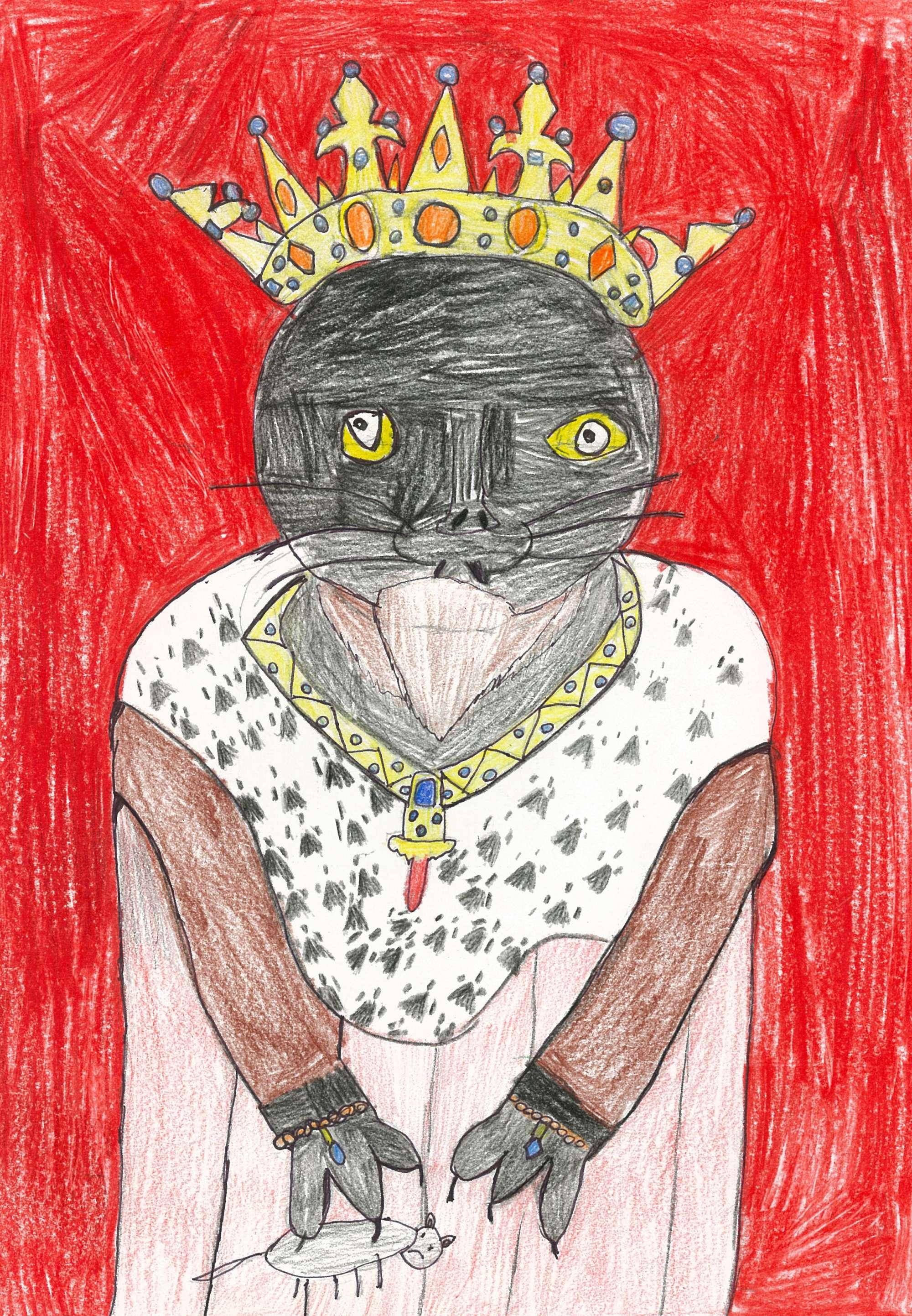 King Kittycat the Second