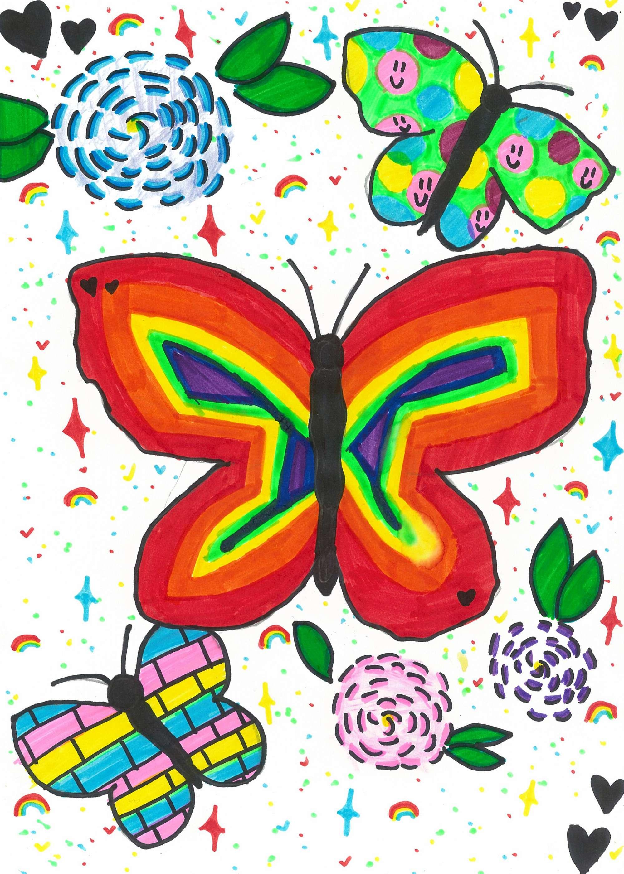 Butterfly Brightness