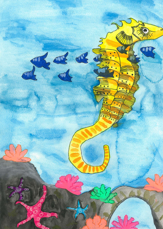 My Seahorse