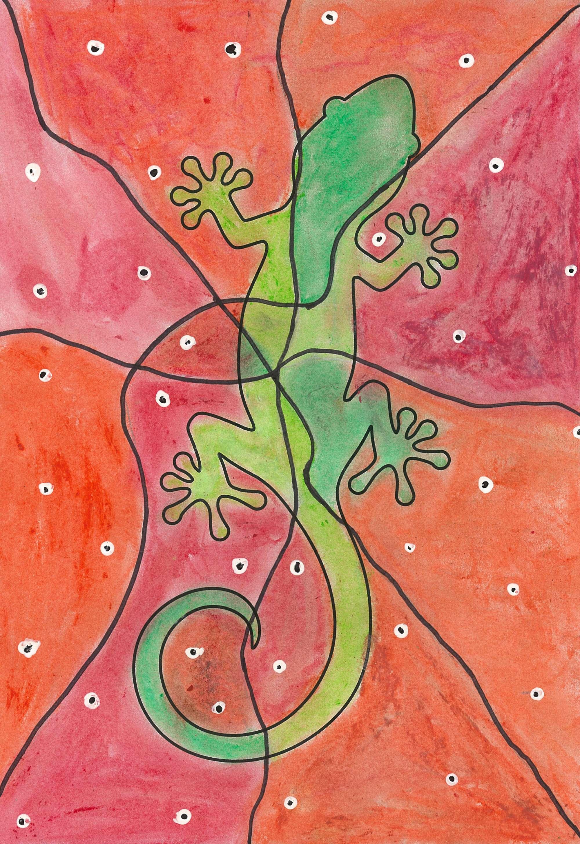 Gecko Dreaming