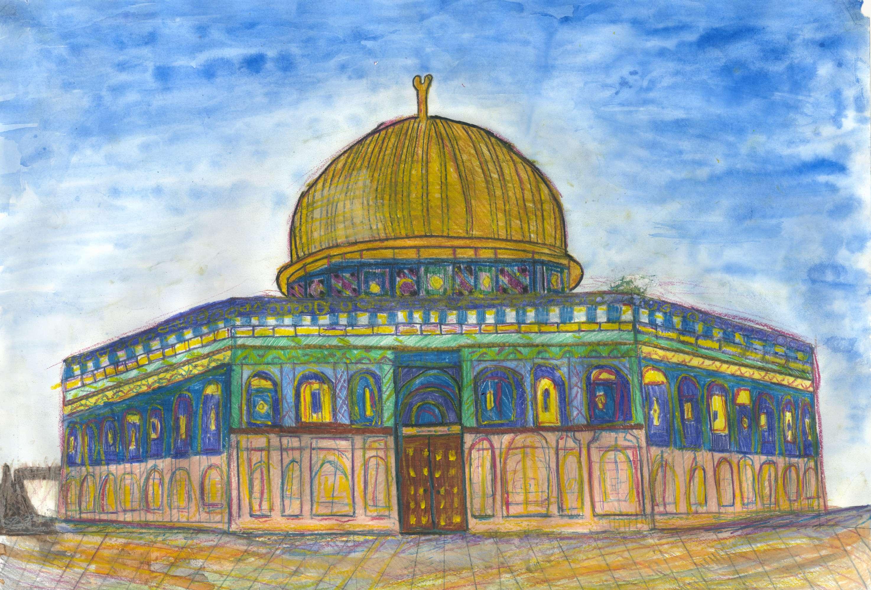 The Happy Mosque