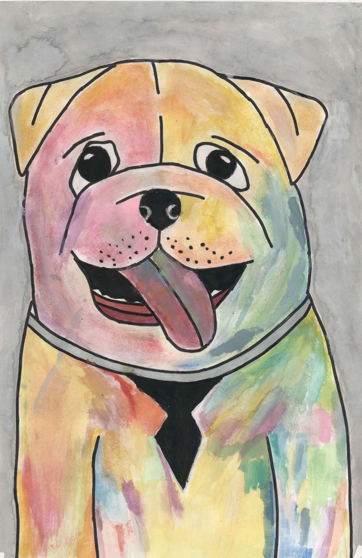 Animal Pop Art