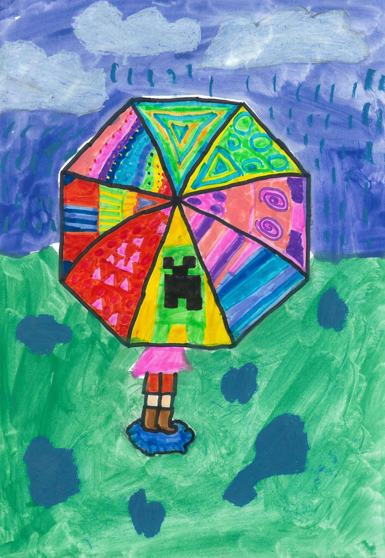 The Creepers Umbrella