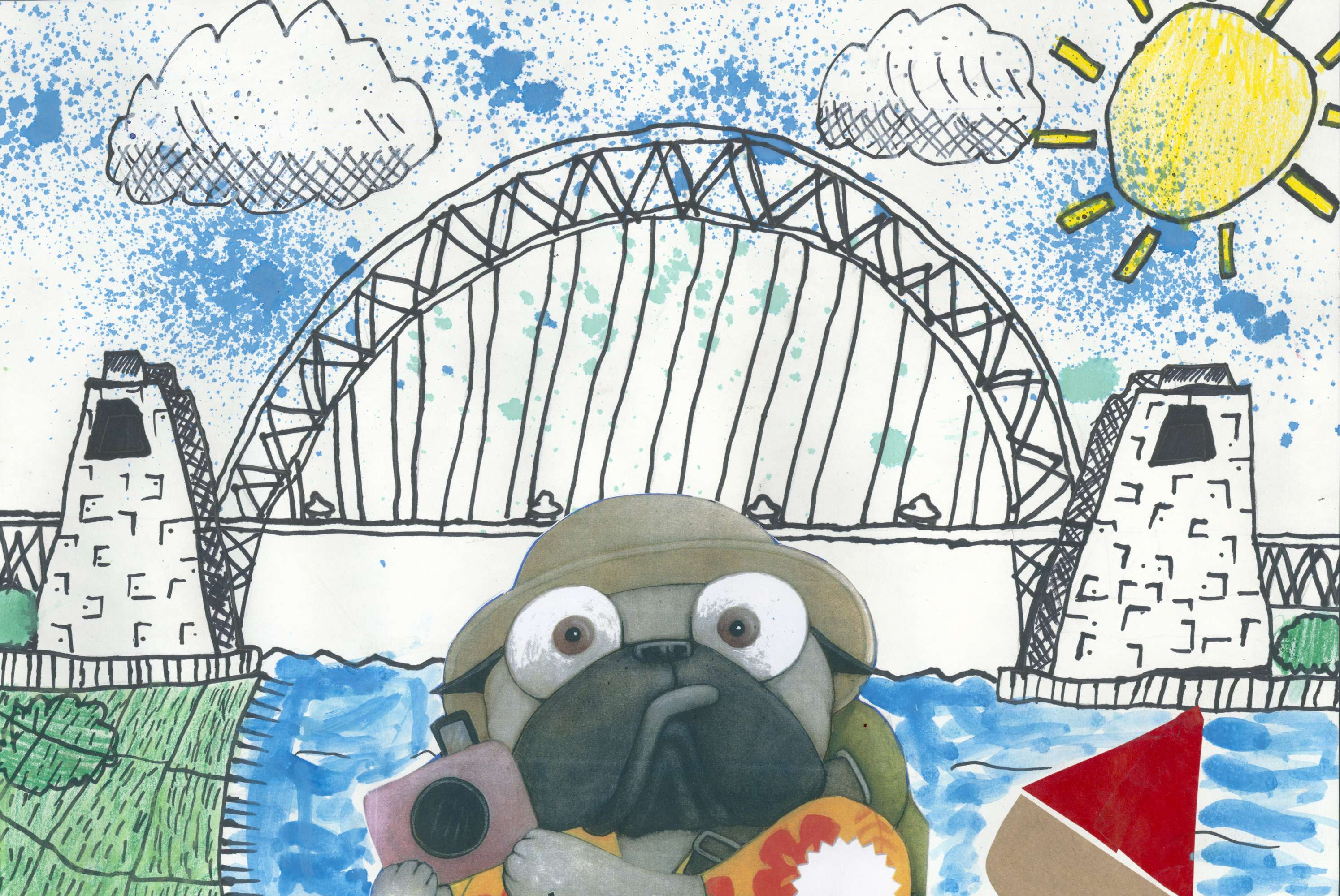 Pig Escapes to Sydney