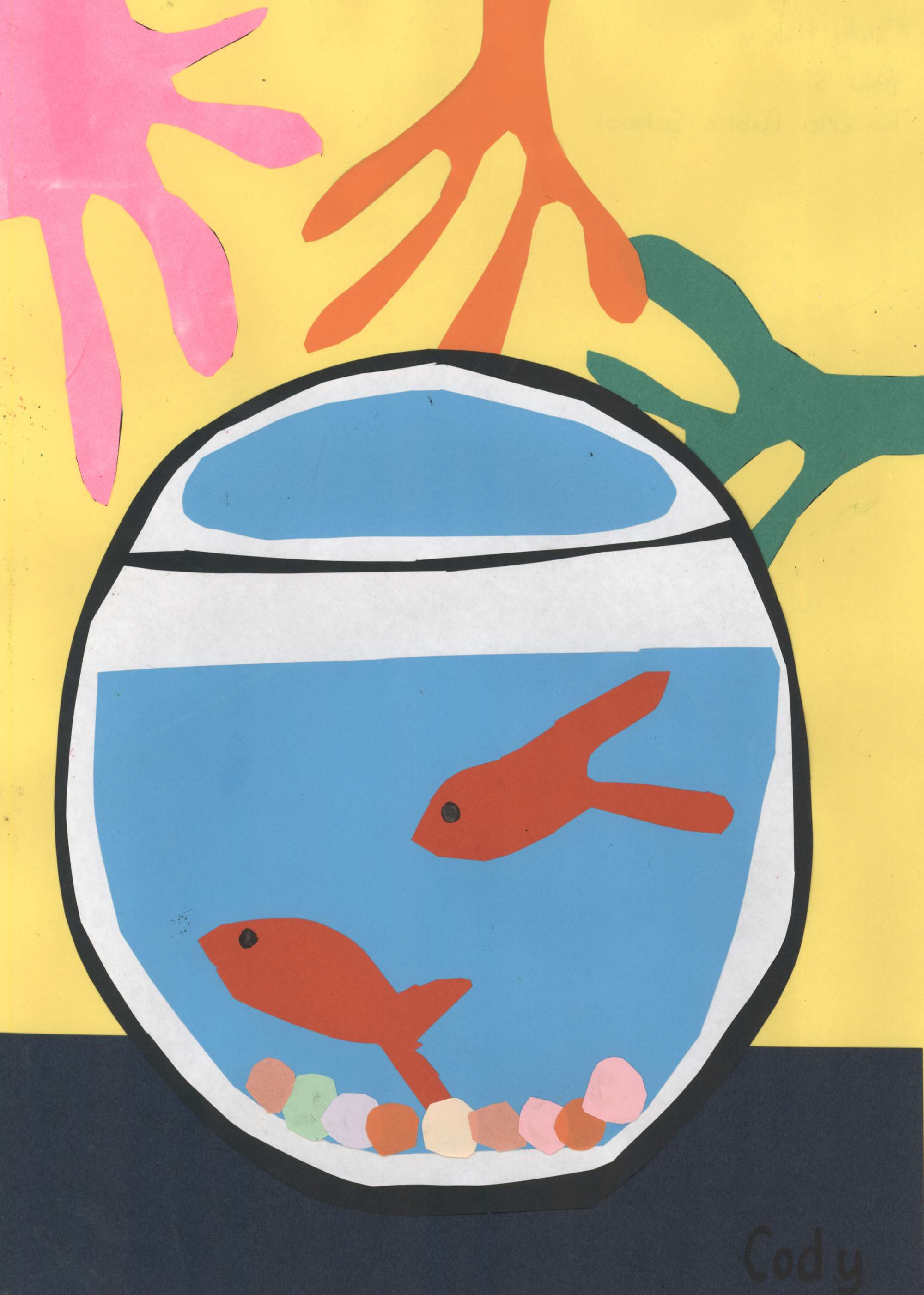 Matisse Fish