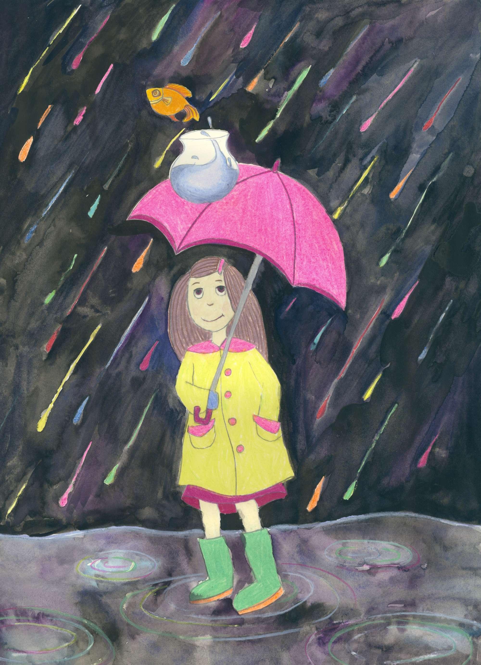Pink Umbrella Day