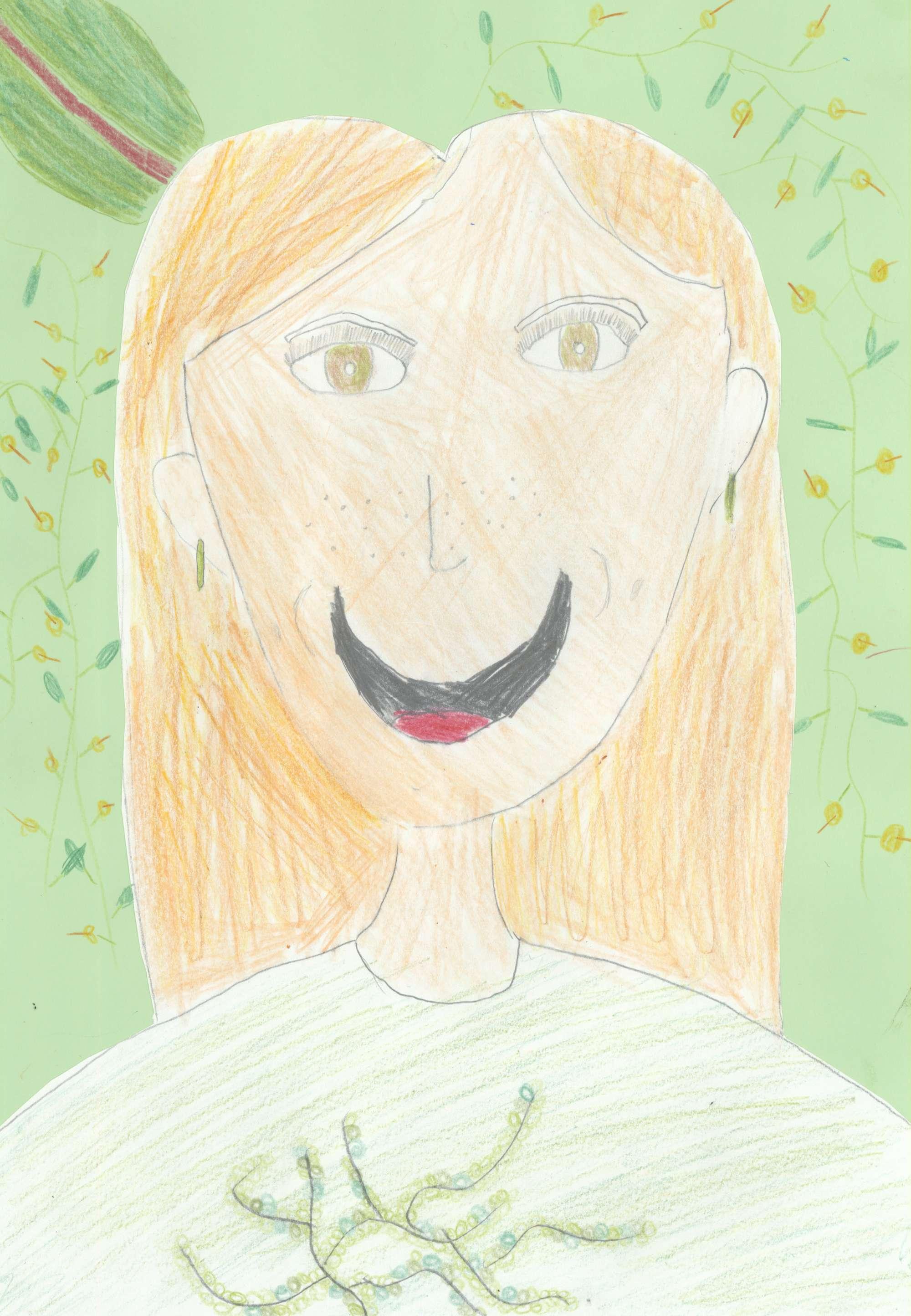 Self Portrait 'Me at Tharawal'