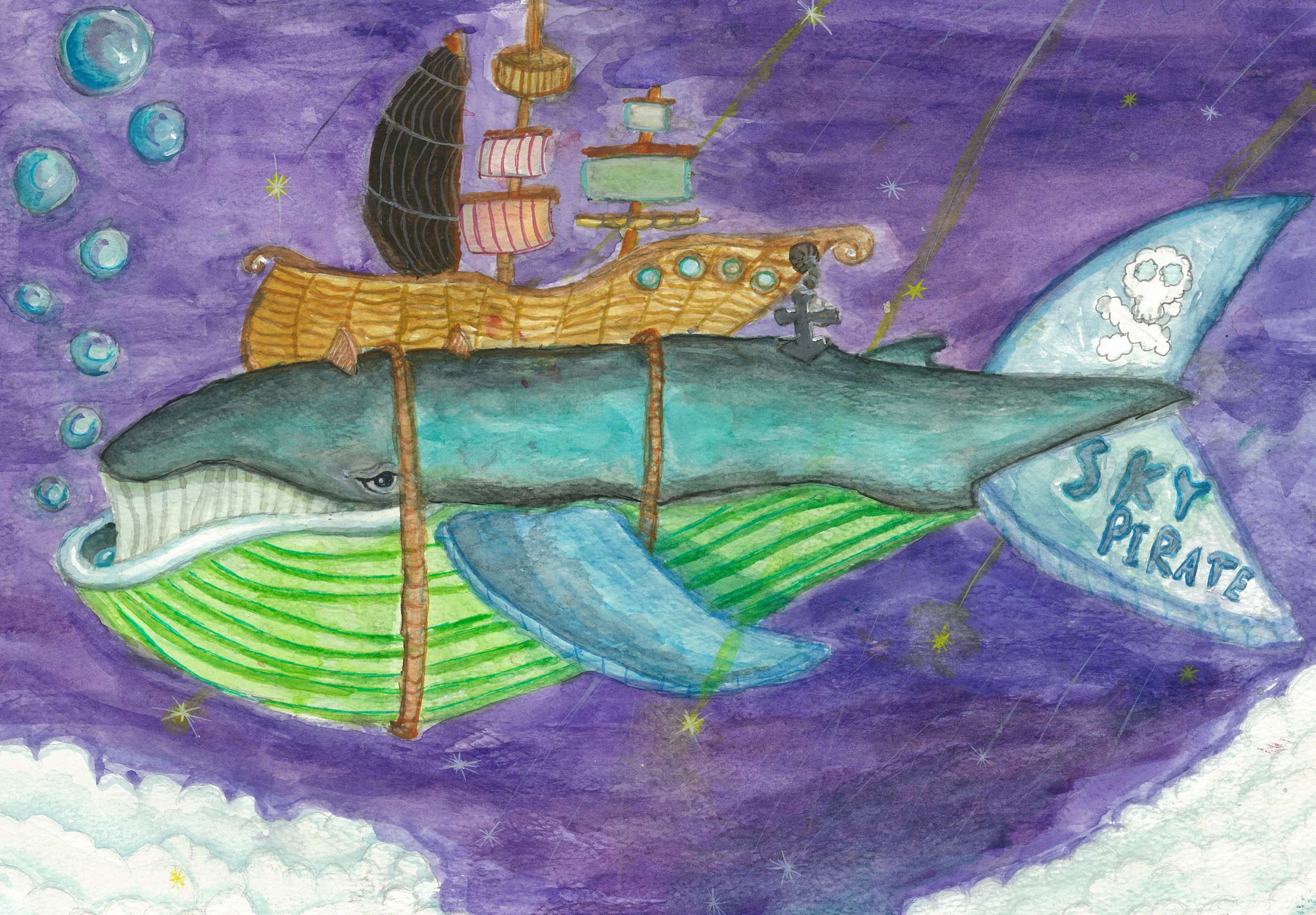 The Sky Pirate