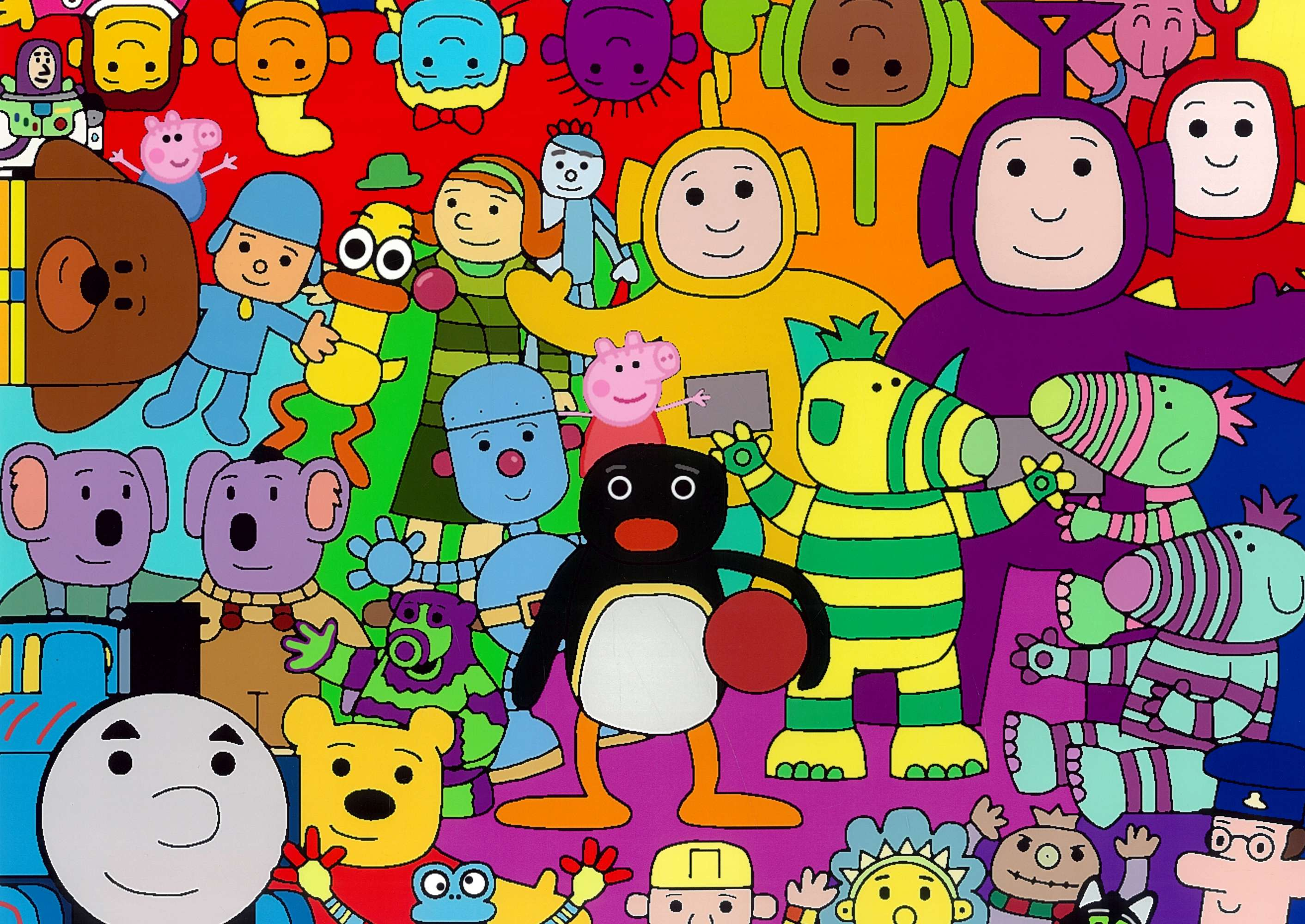 Favourite Childhood Friends