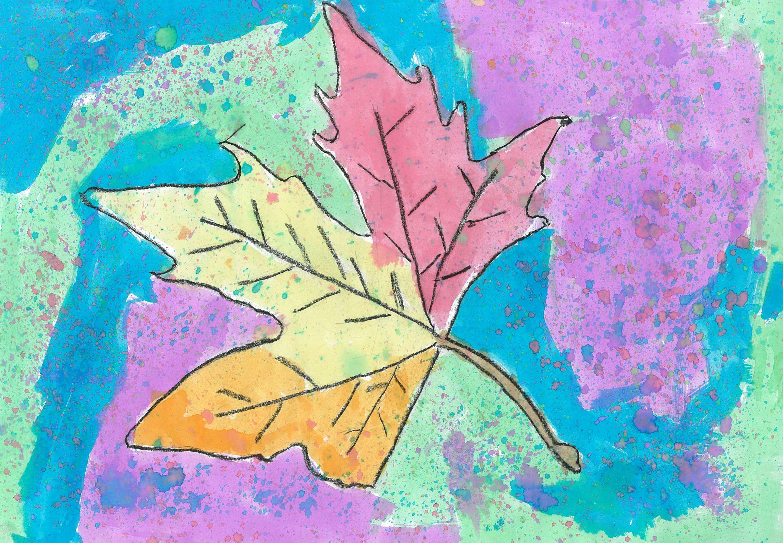 Colour Leaf