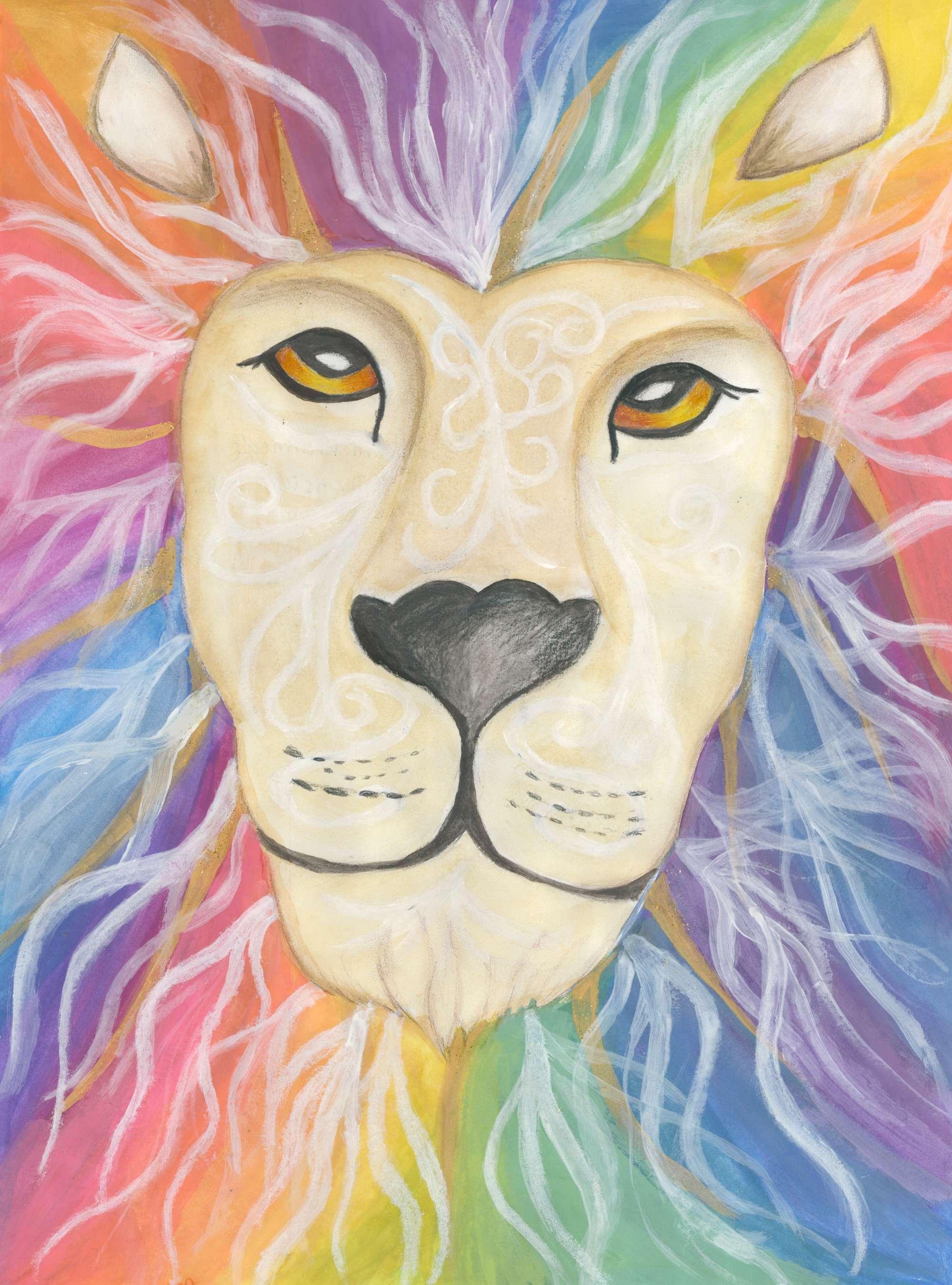 Disco Lion