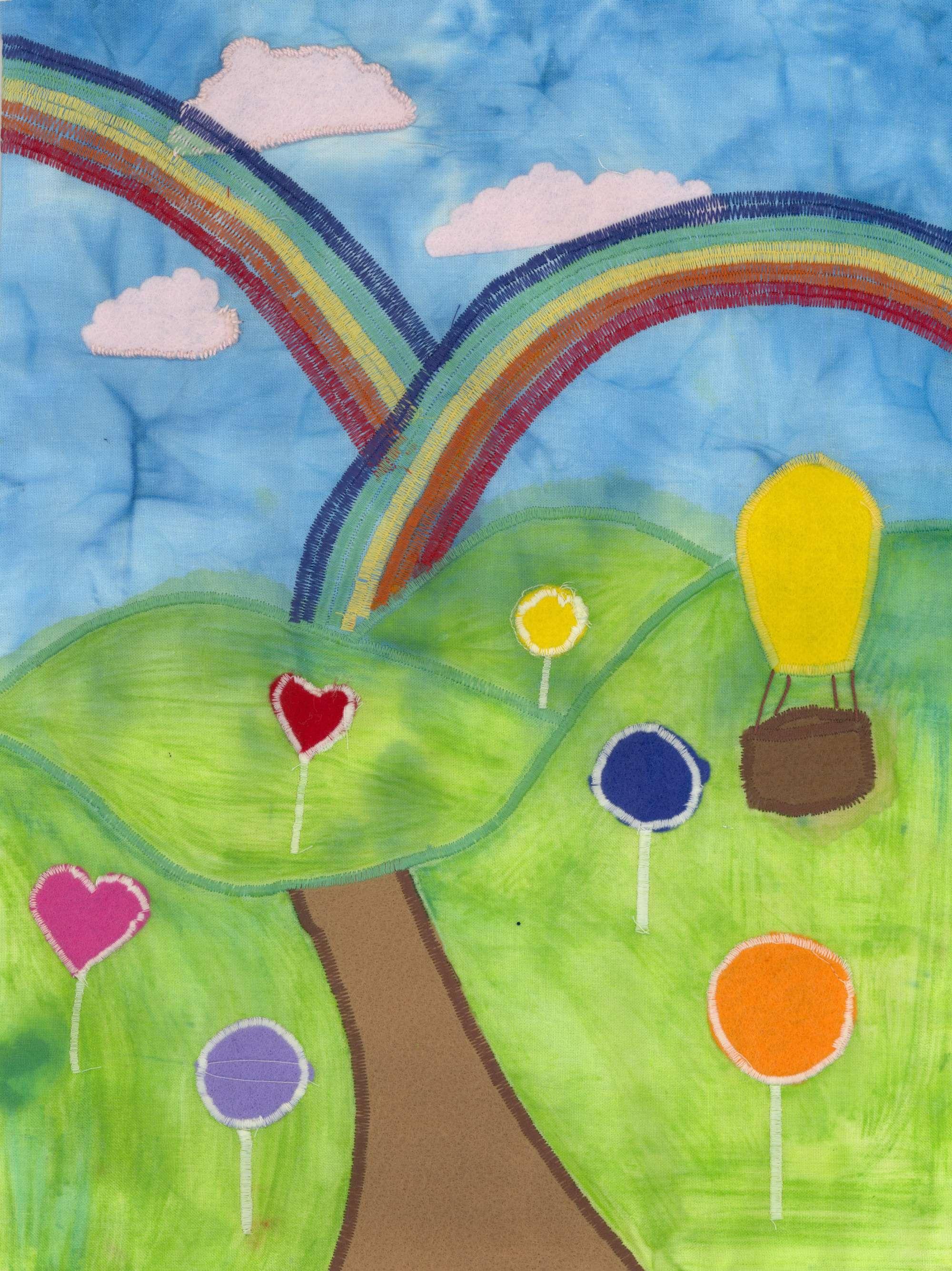 Rainbow Jouney