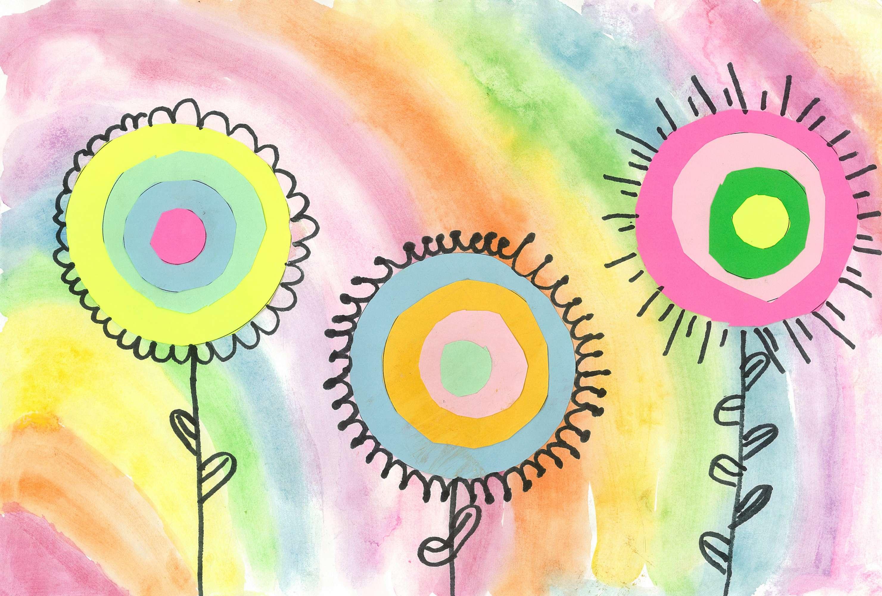 Kandinsky Flowers