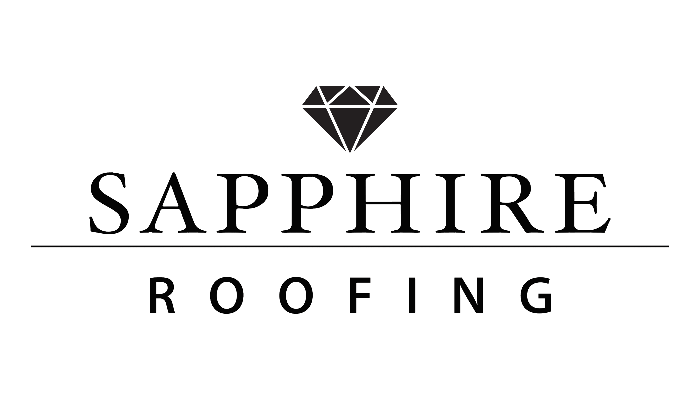 sapphire roofing logo