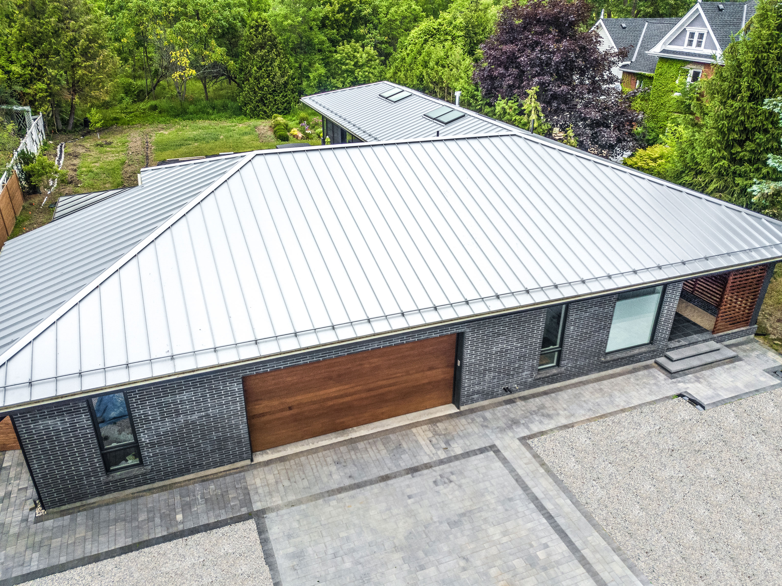 sapphire roofing metal roof standing seam
