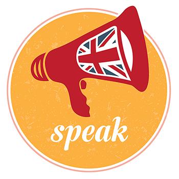Logo Speak English Institute