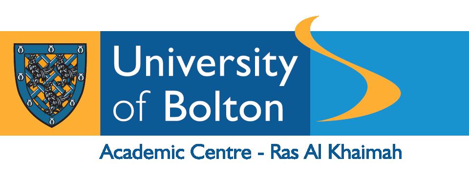 The University Of Bolton Logo