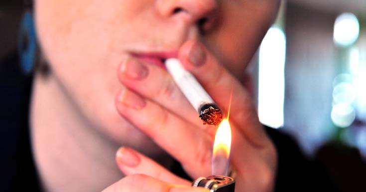 Cycle menstruel et réponse au stress en cas de dépendance à la nicotine