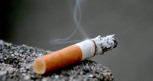 L'impression d'être obèse inciterait-elle à fumer?