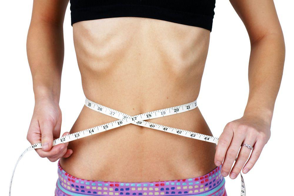 De plus en plus d'adolescentes maigres en France
