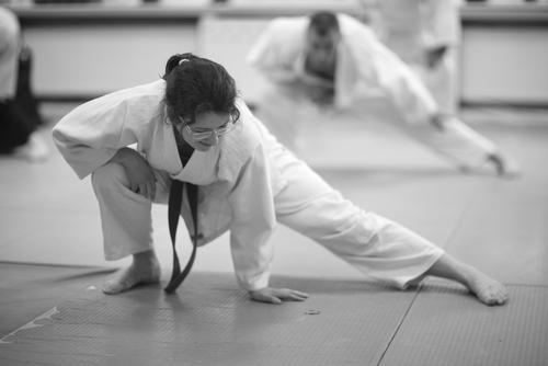 Pédalage et art martial après chirurgie pour cancer du sein