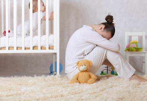 Dépression du post-partum ou fatigue ? Un vrai casse-tête