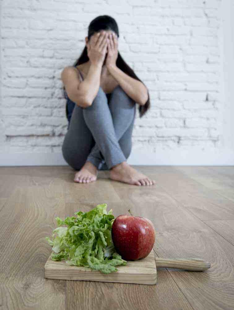 A quarante ans, une femme sur cinq a déjà présenté un trouble de l'alimentation