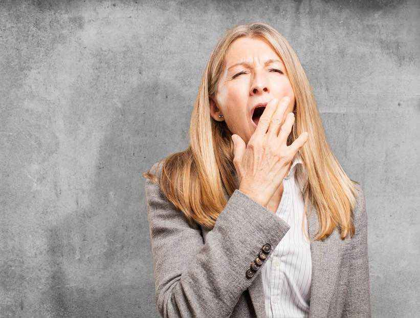 Les femmes âgées ressentent plus la fatigabilité que les hommes