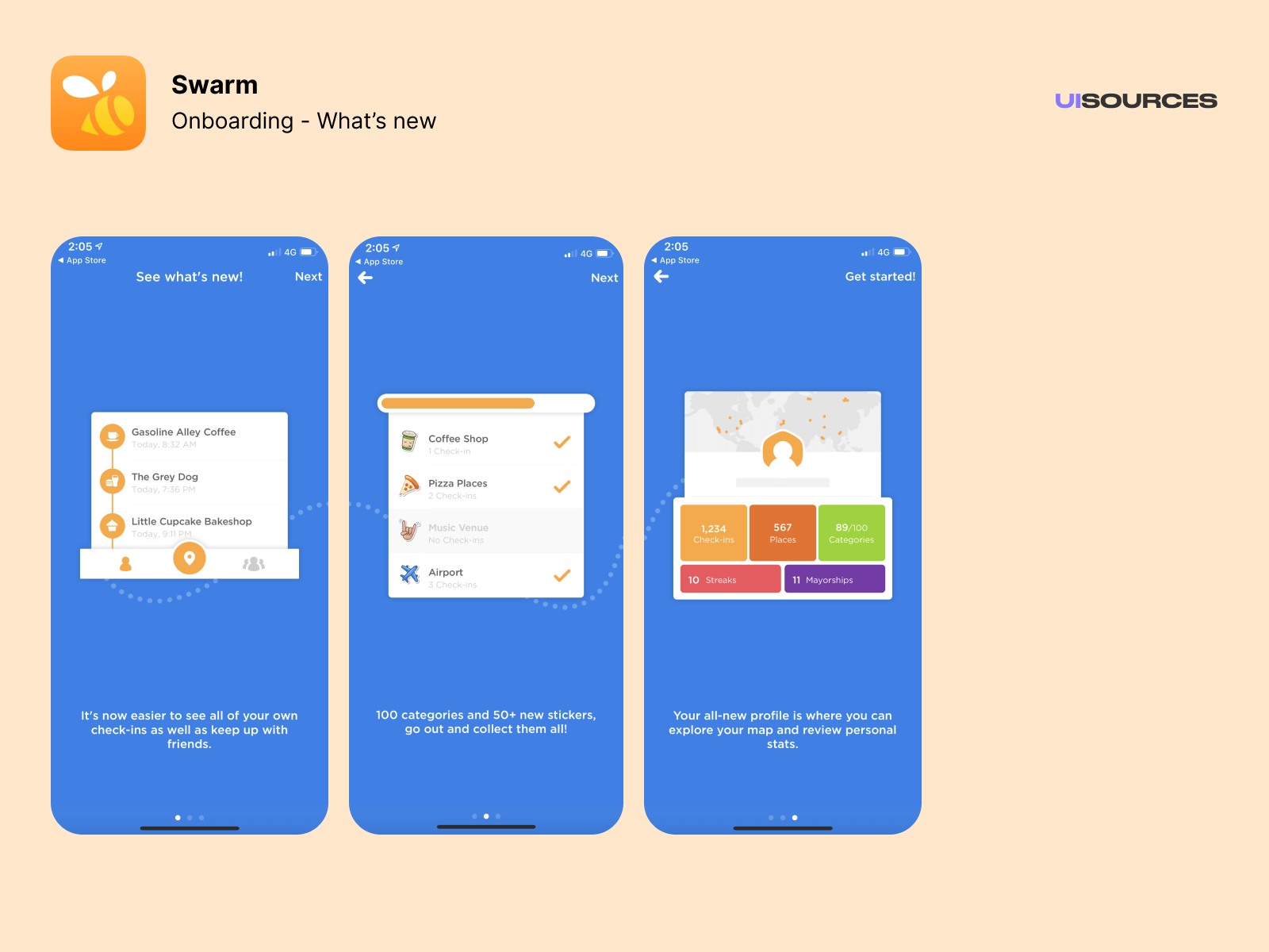 Onboarding - What's New
