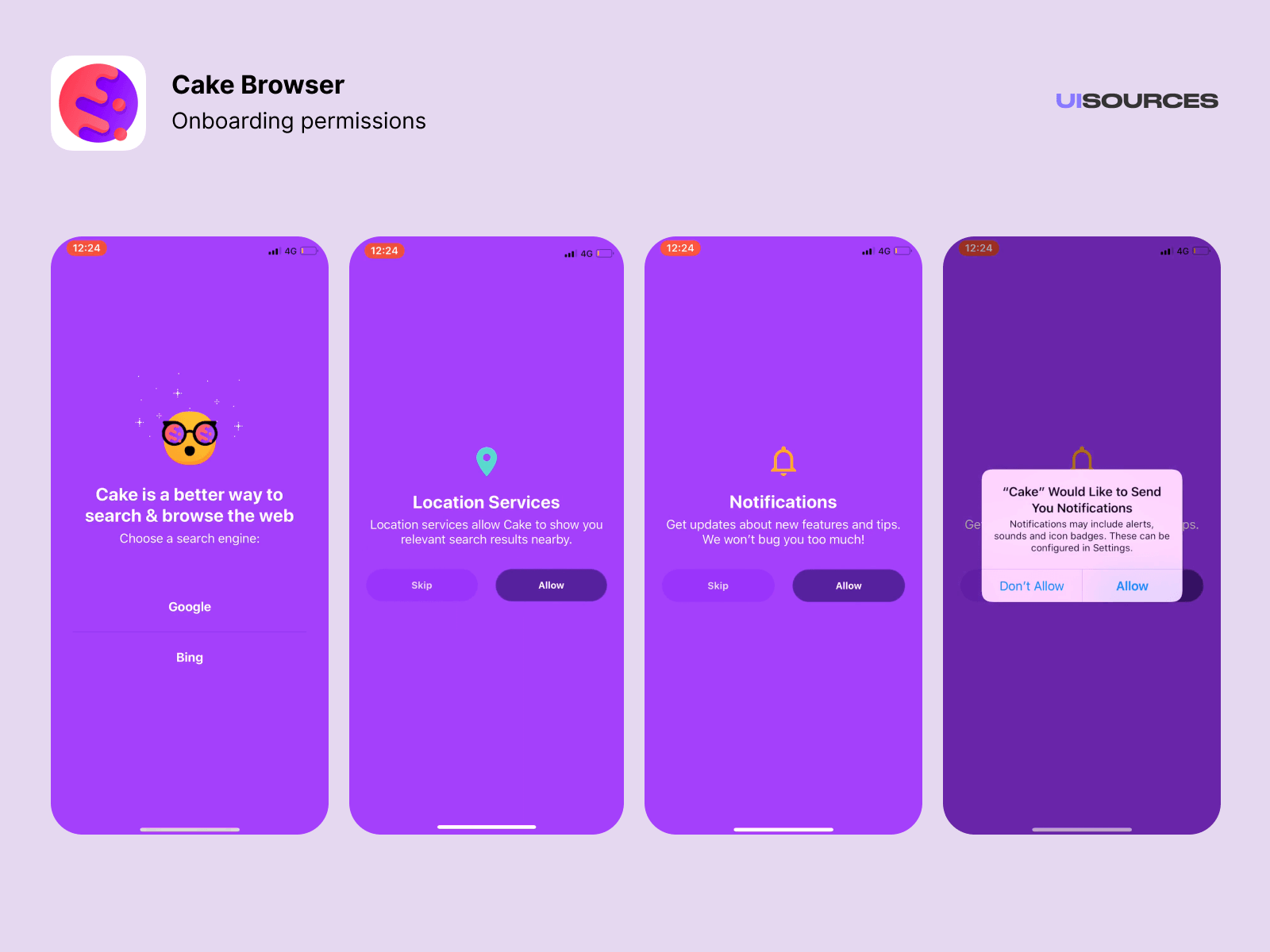 Onboarding Permissions