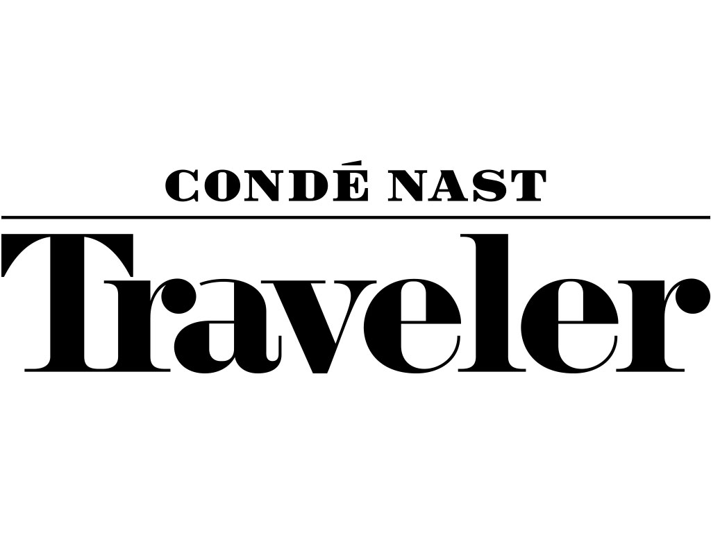 Condé Nast Traveler logo