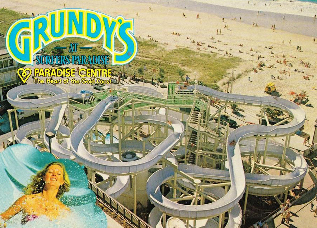 Grundy's waterpark at Surfers Paradise