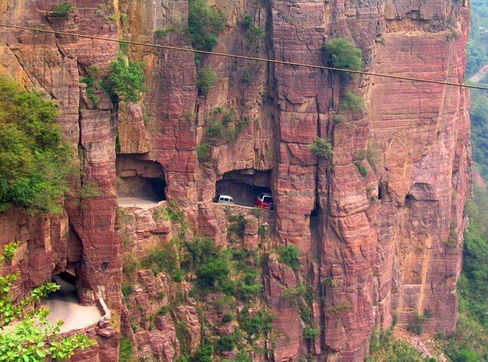 China Guoliang Tunnel