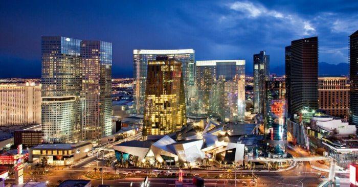 The City Centre Las Vegas