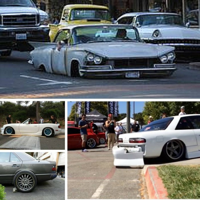 Super low rider cars