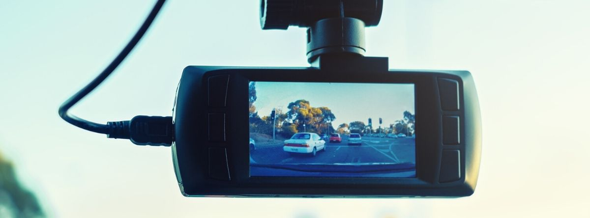 Front view dash cam