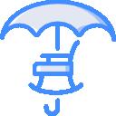 Superannuation retirement icon