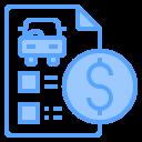 Car rental excess bill